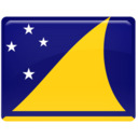 128x128px size png icon of Tokelau Flag