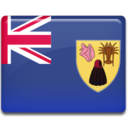 128x128px size png icon of Turks and Caicos Islands