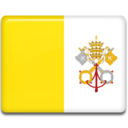 128x128px size png icon of Vatican City