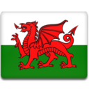 128x128px size png icon of Wales