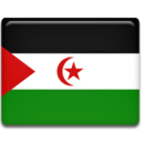 128x128px size png icon of Western Sahara