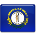 128x128px size png icon of Kentucky Flag
