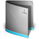128x128px size png icon of Antares Folder