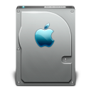 128x128px size png icon of HD Apple