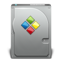 128x128px size png icon of HD Windows