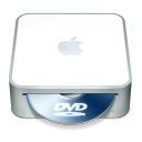 Mac Mini DVD Icon