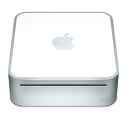 128x128px size png icon of Mac Mini