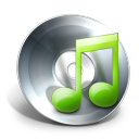 128x128px size png icon of iTunes Alt