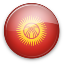 128x128px size png icon of Kyrgyzstan