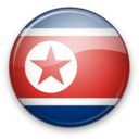 North Korea Icon