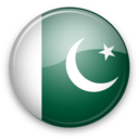 128x128px size png icon of Pakistan