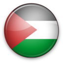 128x128px size png icon of Palestine