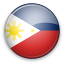 128x128px size png icon of Philippines