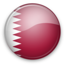 128x128px size png icon of Qatar