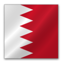 128x128px size png icon of Bahrain flag