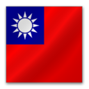 128x128px size png icon of Republic of China flag