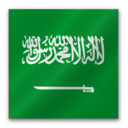 128x128px size png icon of Saudi Arabia flag