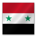 Syria flag Icon