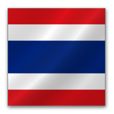 Thailand flag Icon