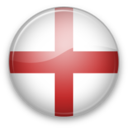 128x128px size png icon of England