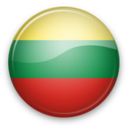 128x128px size png icon of Lithuania