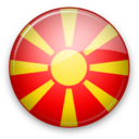 128x128px size png icon of Macedonia