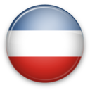128x128px size png icon of Serbia & Montenegro