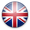 128x128px size png icon of United Kingdom