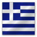 128x128px size png icon of Greece flag