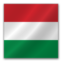 128x128px size png icon of Hungary flag