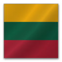 128x128px size png icon of Lithuania flag