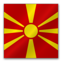 Macedonia flag Icon