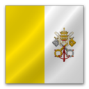 Vatican flag Icon