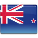 128x128px size png icon of New Zealand Flag
