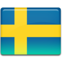 128x128px size png icon of Swedenflag