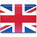 128x128px size png icon of United Kingdom flag