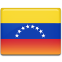 128x128px size png icon of Venezuela Flag