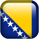 128x128px size png icon of Bosnia And Herzegovina