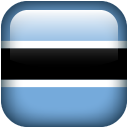 128x128px size png icon of Botswana