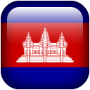 128x128px size png icon of Cambodia