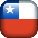 128x128px size png icon of Chile
