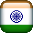 128x128px size png icon of India