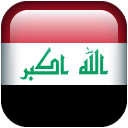 128x128px size png icon of Iraq