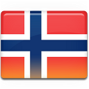 128x128px size png icon of Norway Flag
