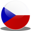 128x128px size png icon of Czech