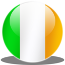 128x128px size png icon of Ireland