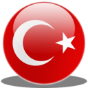 128x128px size png icon of Turkey