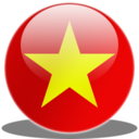 128x128px size png icon of Vietnam