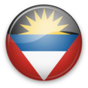 128x128px size png icon of Antigua & Barbuda