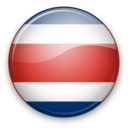 128x128px size png icon of Costa Rica